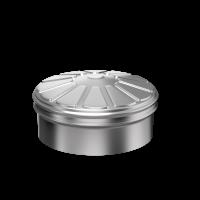 Заглушка нз 0.5 мм тройника сэндвича