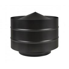 Дефлектор BLACK (Оц+AISI 430/0,5мм)
