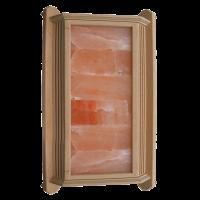 Соляной абажур из 6 плиток