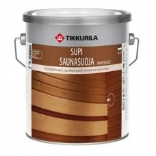 Пропитка для вагонки Tikkurila supi saunasuoja 2,7мл.